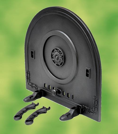 porte de four pizza housse de protection ofent r en fonte pour four pizza. Black Bedroom Furniture Sets. Home Design Ideas