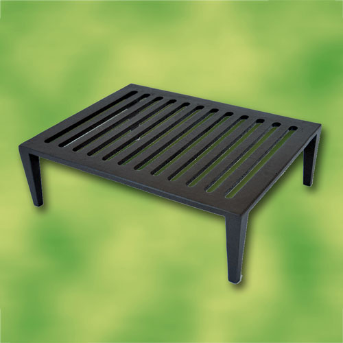 grillrost toscana aus gusseisen f r holzofen gartengrill u lagerfeuer. Black Bedroom Furniture Sets. Home Design Ideas