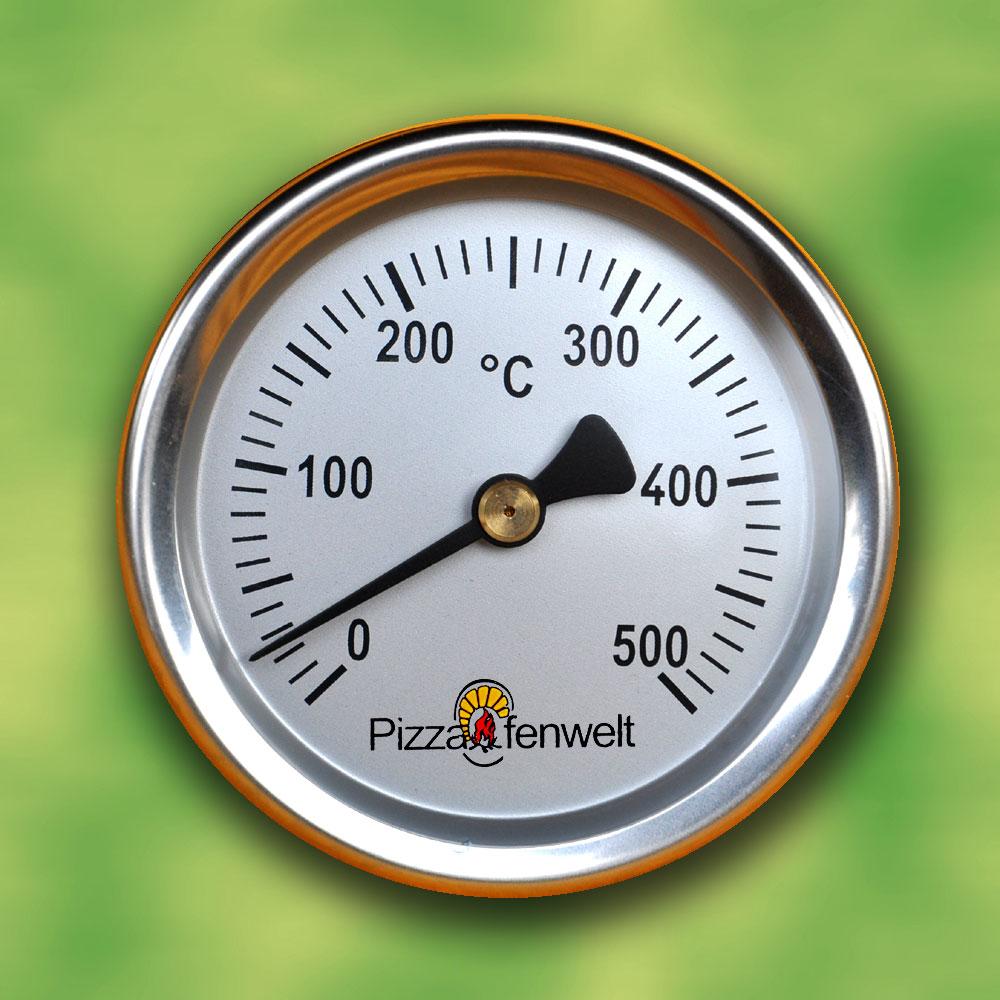 Thermomètre Four À Pain 500 détails sur thermomètre de four 500°c pour türeinbau à pizza